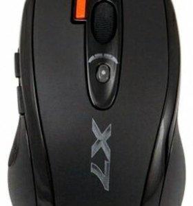 Игровая мышь A4 X-7