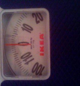 Весы напольные.
