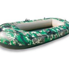 Лодка 2 местная