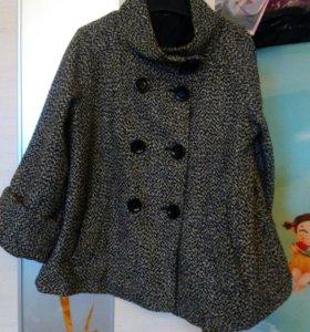 Пальто, подходит для беременных