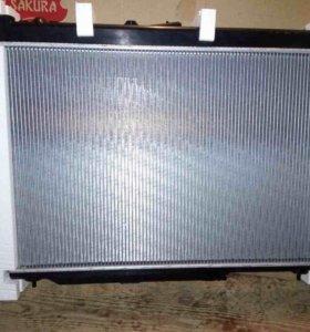 Радиатор охлаждения mazda cx9