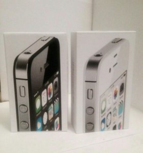 Iphone 4 s новый