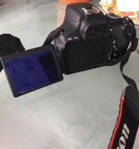 Фотоаппарат 600D body (без объектива)