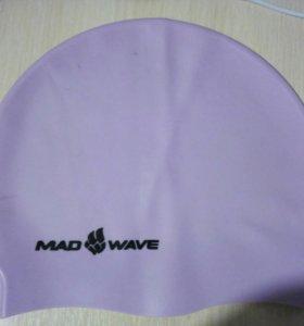 Шапочка для плавания силикон