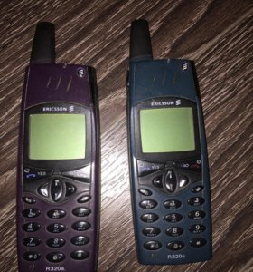 Ericsson R-320s made in Sweden