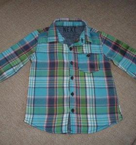 """Стильная рубашка """"NEXT"""""""