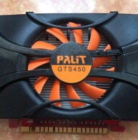 Видеокарта GTS 450 1gb ddr5 128bit