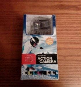Экшн-камера (action camera) 720p