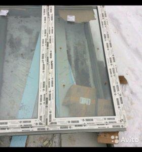 Окно ПВХ 1660×1840 ( 2шт)
