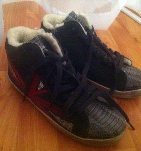 Ботинки осень/зима.