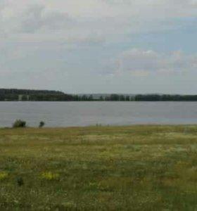 Участок в д.Ильтебаново (напротив озера)