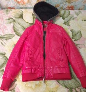 Пиджак для девочки рост 140