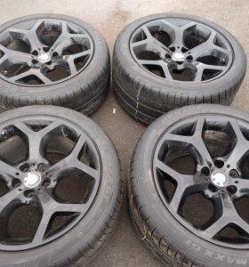 Оригинальные колёса от BMW X6 Новье