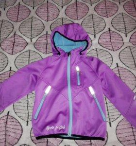 Детская Куртка Рейма 116 см