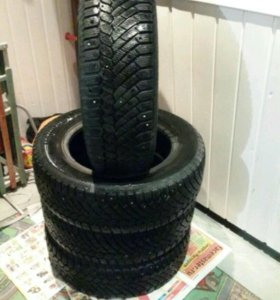 Колеса Continental ContiIceContact 195/65 R15 95T