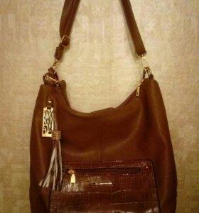 красивая новая сумка