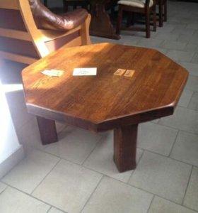 Столы журнальные,обеденные,стулья из Голландии б/у