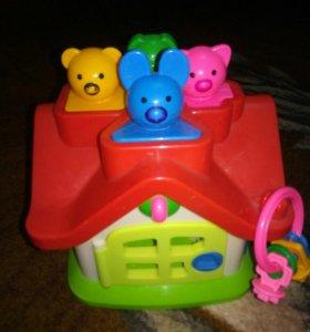 Музыкальные игрушки, цена за каждую