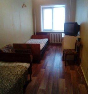 Квартира ,3 комнатная, 1 этаж, снежок