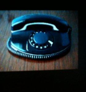 Телефон дисковый телта