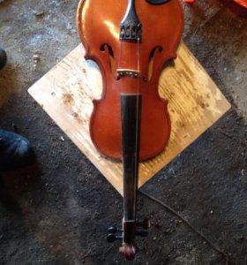 Скрипка 4/4 без струн