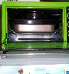 Жарочный шкаф духовка