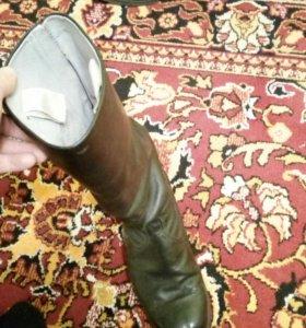 Сапоги хромовые 42 размер
