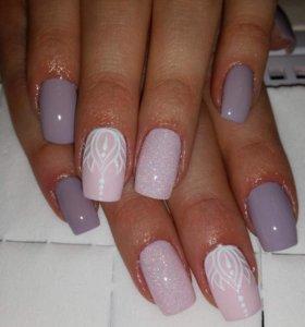 Нарашивание ногтей