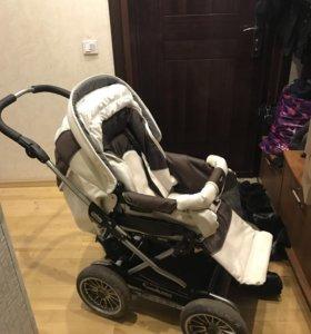 Детская коляска emmaljunga city cross 2в1