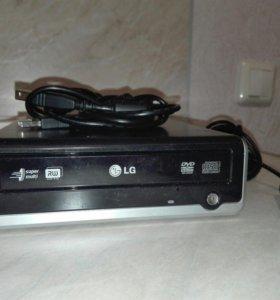 Внешний DVD привод