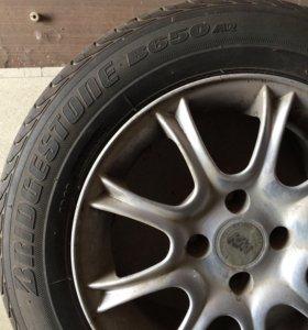 Два колеса Bridgestone B650AQ