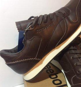 Кроссовки Reebok Cl leather