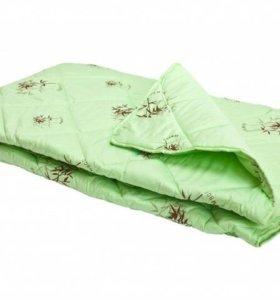Одеяло верблюжьей шерсть и бамбуковые