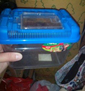 Обруч,термо сумка и мини аквариум