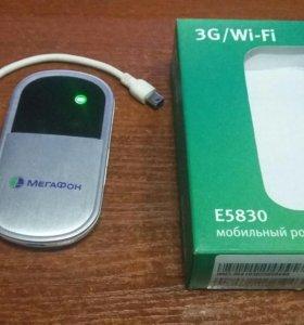 Роутер мегафон 3G/wi-fi