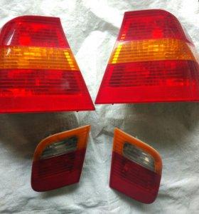 BMW E46 Задние фонари (комплект)