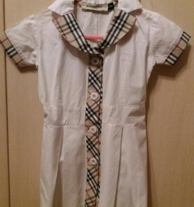 Платье Burberry 86 см