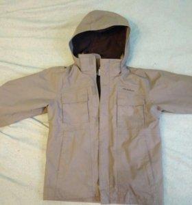 Куртка демисезонная, рост 134-145
