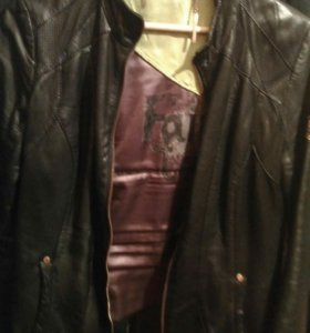 Куртка коженная женская