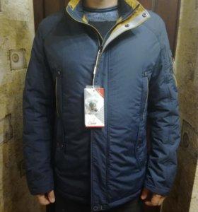 Куртка мужская демисезонная. Новая. р.54