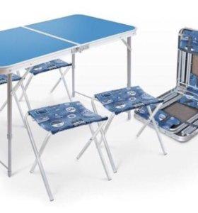 Новый комплект стол и 4 стула (от склада)