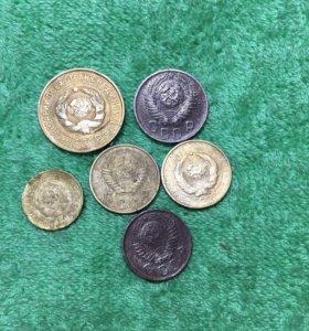 ❗️советские монеты
