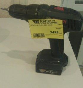 Продам шуруповерт Bosch 14,4V
