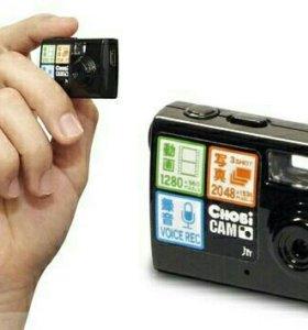 Супер мини камера Chobi Mini Digital Camera