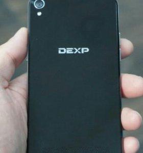 Смартфон Dexp m350 Rock