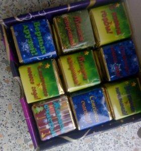 Конфеты в свитбоксе