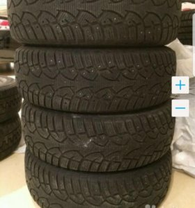 Continental Conti Ice Contact 225/65 R17