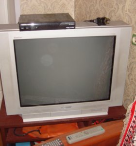 Телевизор Sony 25 дюймов ЭЛТ