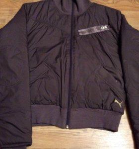Продам новую фирменную куртку puma на весну -42-44