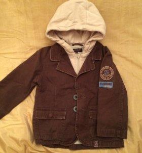 Пиджак-куртка
